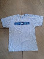 Koszulka sportowa Tshirt błękitny nike adidas reebok puma