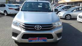 2016 Toyota Hilux 2.4 Gd6 s/cad