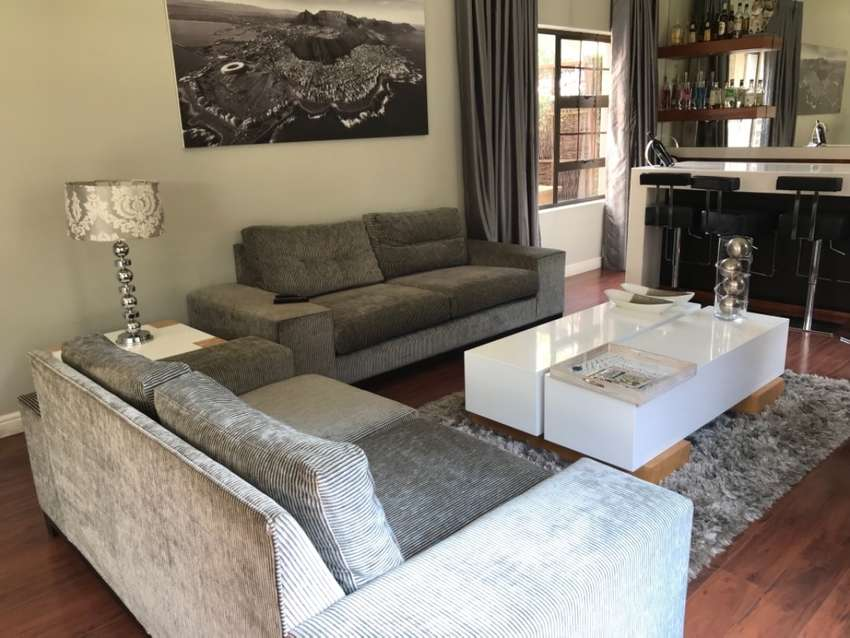 Full lounge suite and other matching tables etc 0