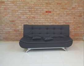 Sleeper Couches / Sofa beds - Black