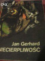 """książka """"Niecierpliwość"""" J.Gerhard"""