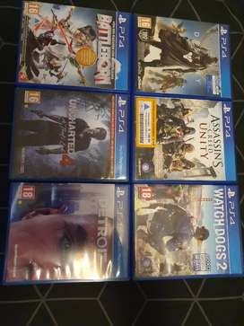 Ps4 games to trade