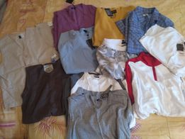 Пакет новой мужской одежды, 12ед