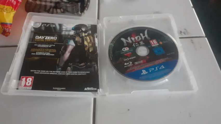 PS 4 game