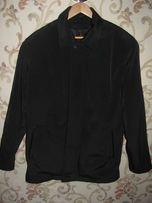 куртка-полупальто мужское демисезонное с подстёжкой