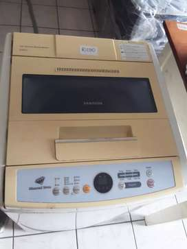 Washing machine Samsung diamond drum