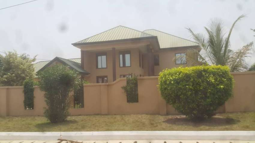Executive House for Sale Inside Tema community25 in a Gated Community 0