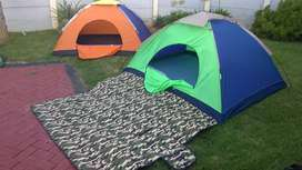 Brand New 3 Sleeper Camping Tent, suitable for Hiking, fishing, Leisur