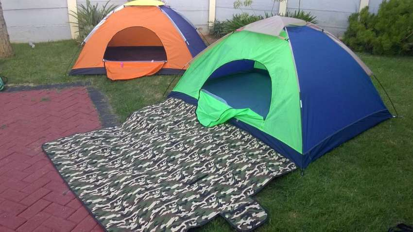 Brand New 3 Sleeper Camping Tent, suitable for Hiking, fishing, Leisur 0