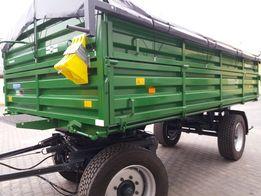 Przyczepa remont przyczep rolniczych hl hw 8011,6011 Thk 5 zabudowa