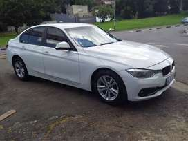 2018 BMW 320d  F20 leather seat Automatic