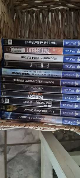 PS4 GAMES SWOP OR SELL
