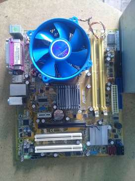 An ASUS 7 years old comes with a switching power supply box Windows xp