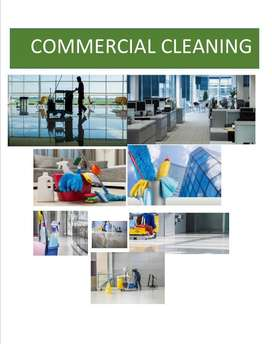 Cleaning services!!