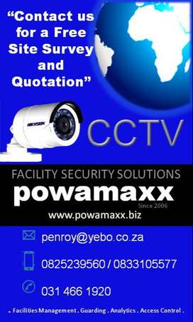 CCTV Installations and repairs