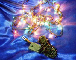 Гирлянда 100 лампочек 8 режимов Новый год свадьба юрилей детский праз