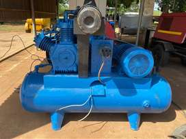 300L WAYNE AIR COMPRESSOR