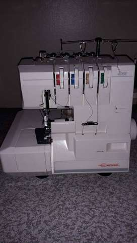Empisal Overlocker 406E