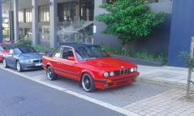 E30 Soft top Convertible - Collector's Edition
