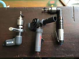 Ingersoll Rand industrial pneumatic / Air toolset