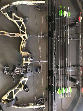 Bowtech Assassin Fully kitted