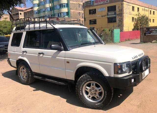 Land Rover Discovery 2 TD-5 0