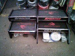Столик полка на панель для бусов.Sprinter,VW Lt,Volkswagen Crafter