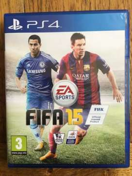 Fifa 15 PlayStation 4