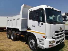 Nissan ud 10cube tipper