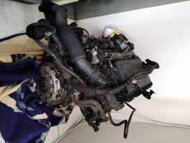 Polo 6/ Vivo CLS 1.6 Engine for stripping.
