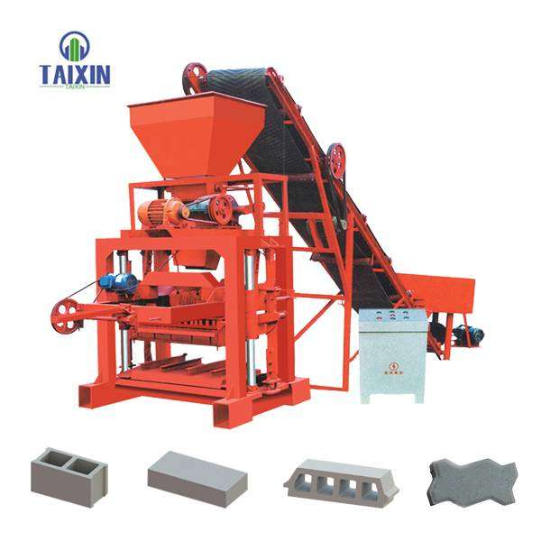 QTJ4-35 hollow brick machine 0