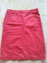 Czerwona spódnica Next z kieszeniami 34 36 XS S