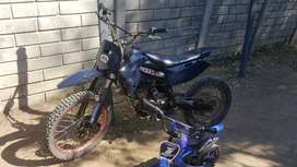 250cc for sale or to swap for what you have .