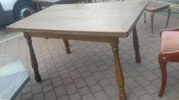 Stol rozkladany 189cm dlugosci - import Holandia
