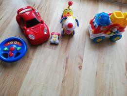Samochód sterowany smiki