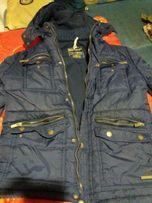 Продаю зимнюю куртку-пуховик на мальчика