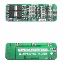 BMS 3S Контроллер заряда разряда с балансиром 12.6V 10А, 20-60А,