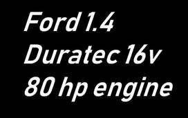 Ford 1.4 Duratec 16v 80 hp engine parts