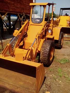 Case W11B front end loader