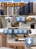 Продам двухуровневую квартиру в новостройке на ул.Лазаряна