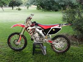Honda CR 250 R with papers or to swop for a Baja bug