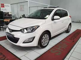 Hyundai I 20 with low kilos a must see