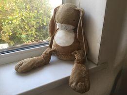 Заяц зайка игрушка кролик зайчик зайченя іграшка велика
