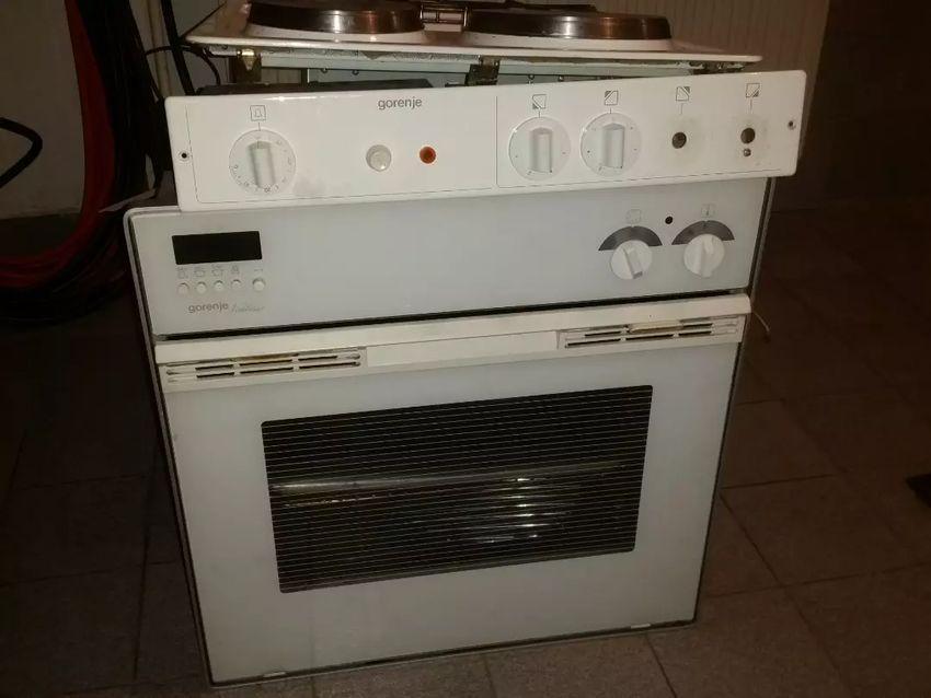 Pečica in kuhalna plošča 0