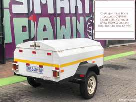 Challenger 6 foot trailer