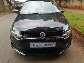 Vw polo six gti dsg model 2014