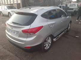 Hyundai  ix35 2012 el/windows, leather interior