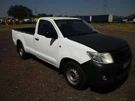 Toyota Hilux VVTi Single Cab