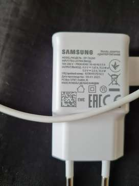Samsung 15w adaptive fast charger