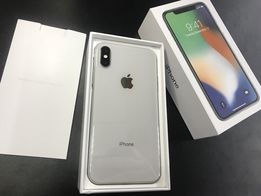 Магазин iPhone X 10 64 silver ИДЕАЛ Neverlock Гарантия